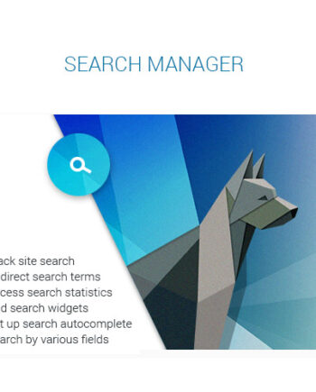 Search Manager WooCommerce WordPress Plugin