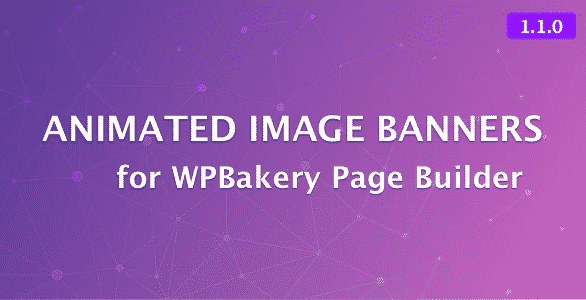 Animated Image Banners for WPBakery Page Builder 1.1.0